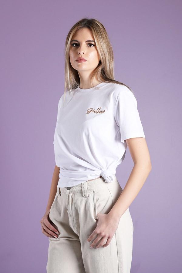T-Shirt Girl Boss