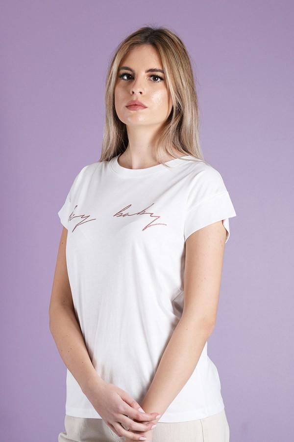 T-Shirt Hey Baby