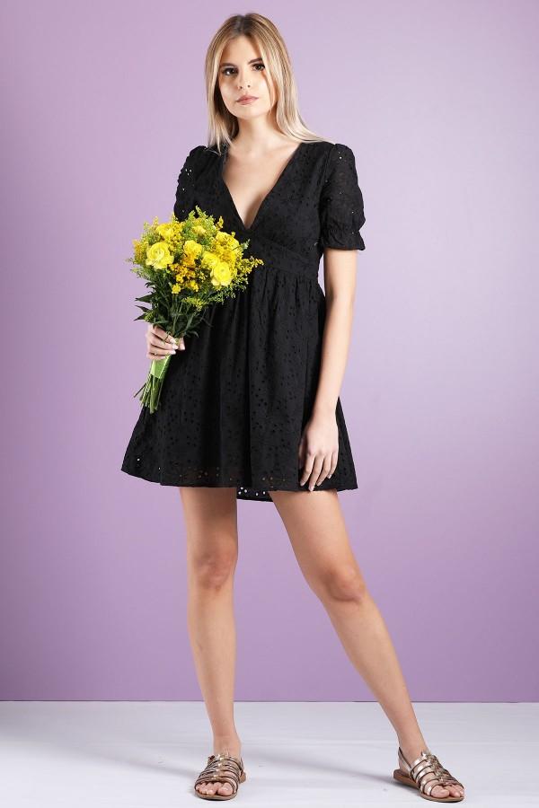 Black Elie Dress