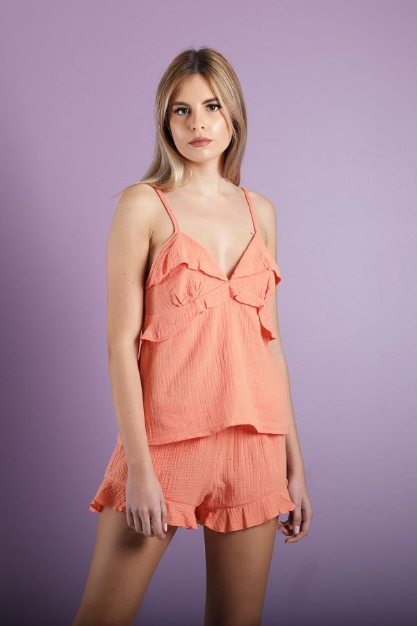 Orange Lauris Set