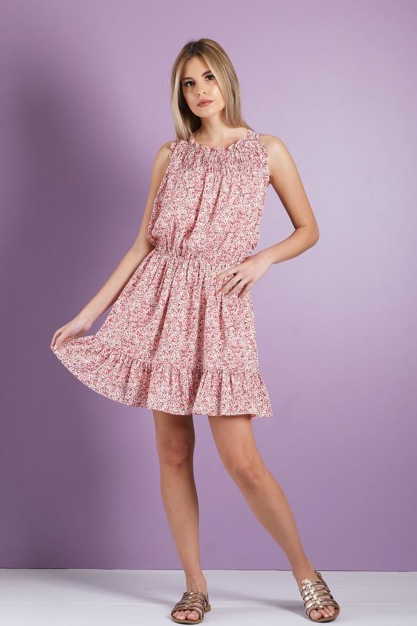 Pink Adam Dress
