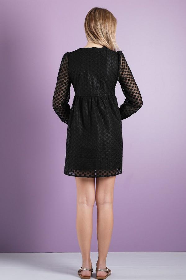 Black Devi Dress