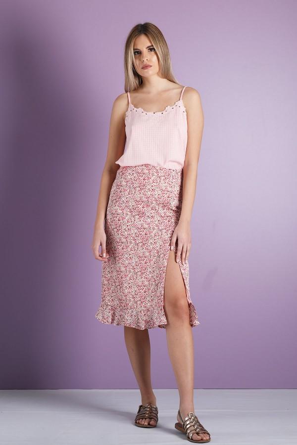 Pink Vanessa Skirt
