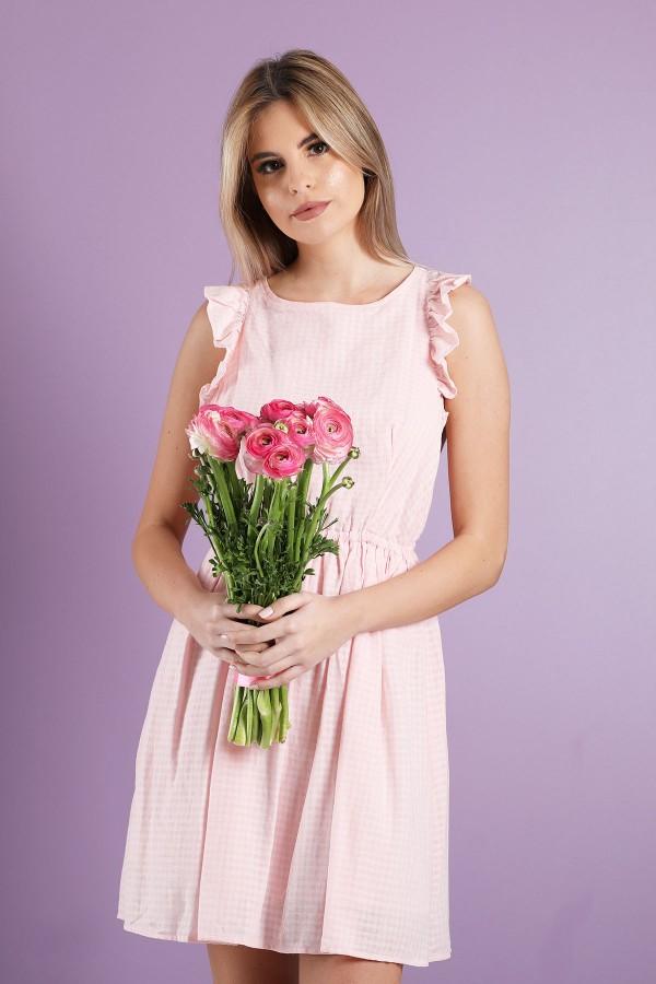 Pink Jasmine Dress