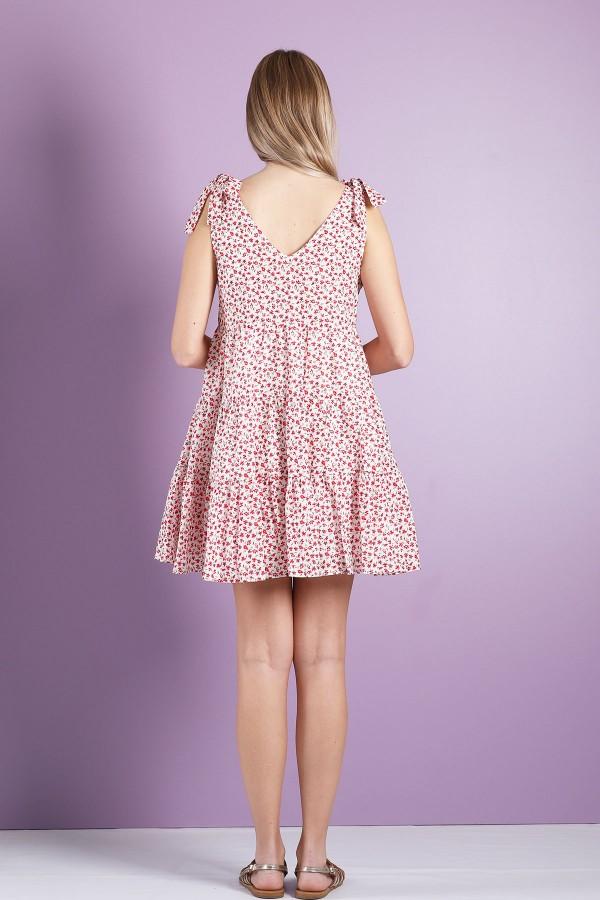 Pink Nonna Dress