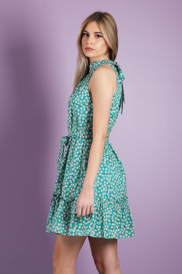 Green Gisele Dress
