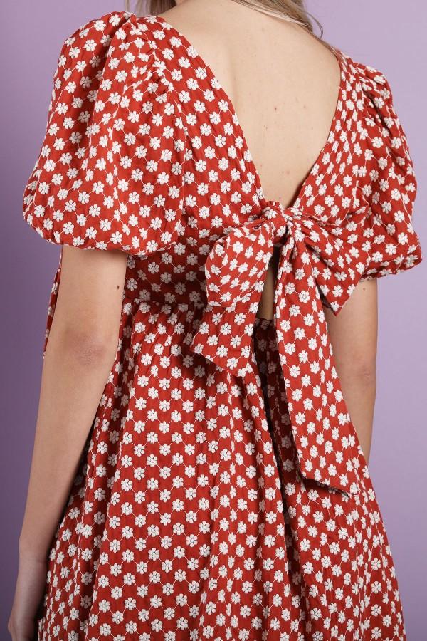 Terracota Ismael Dress