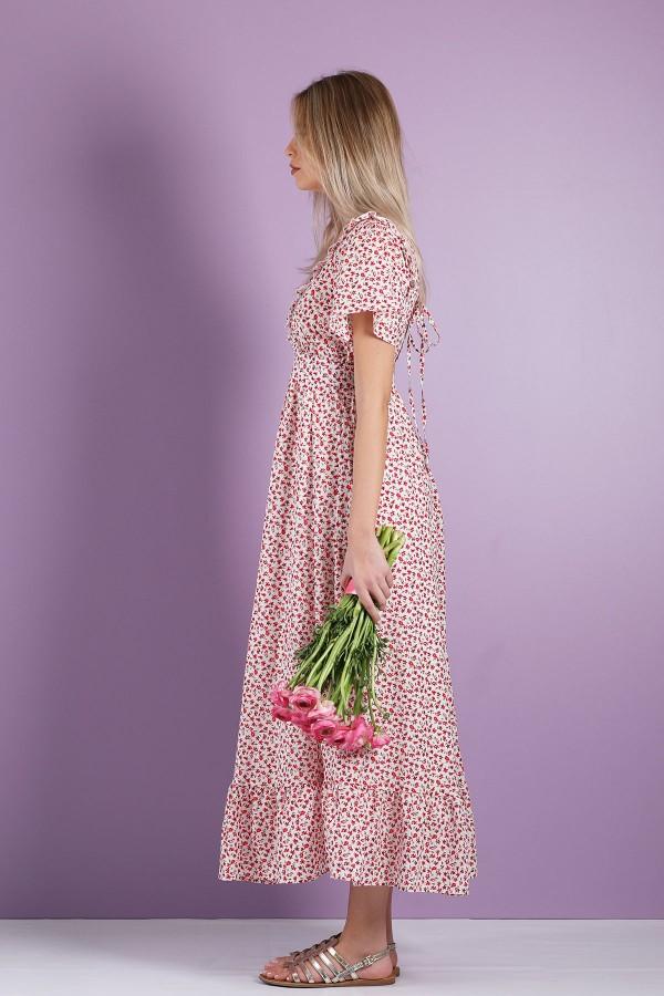 Pink Vitalie Dress