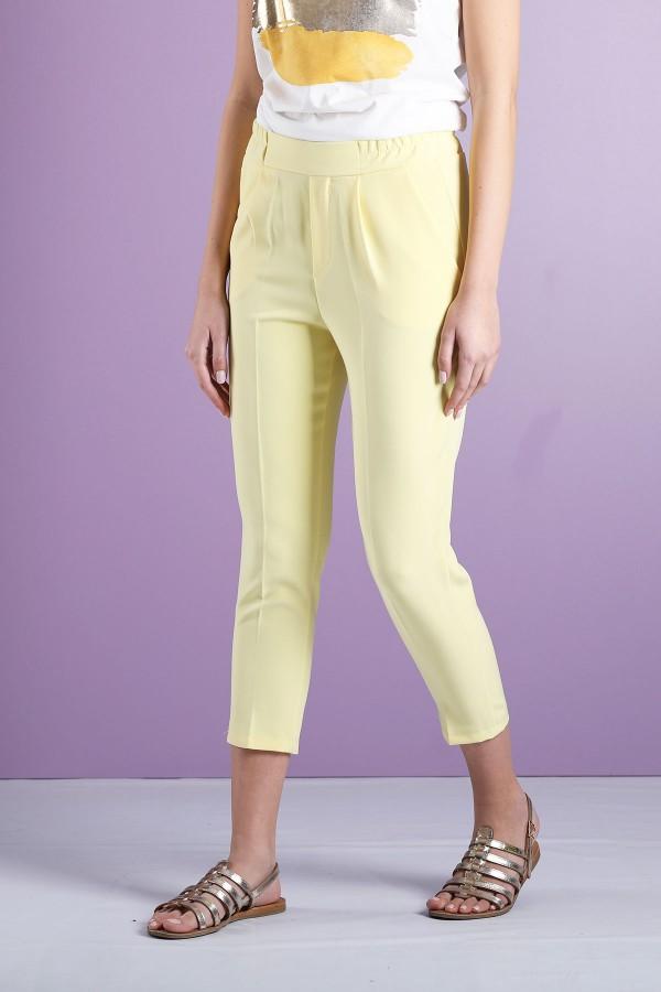 Yellow Paperbag Trouser